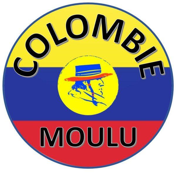 LOGO COLOMBIE MOULU