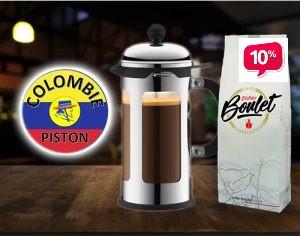 Colombie Piston