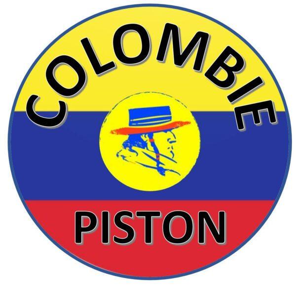 LOGO COLOMBIE PISTON