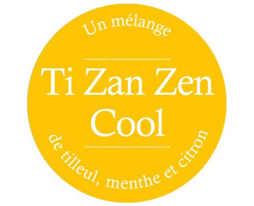 Étiquette ROOIBOS African Ti Zan