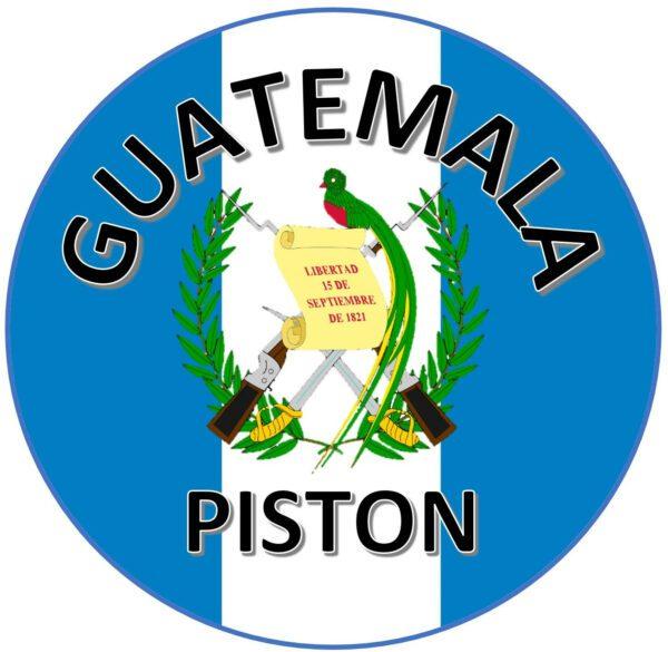 LOGO Café GUATEMALA PISTON