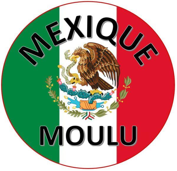 LOGO MEXIQUE MOULU