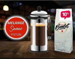 Mélange Samao Piston