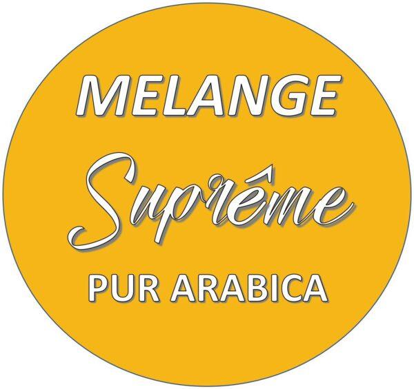 Logo Café Mélange Suprême