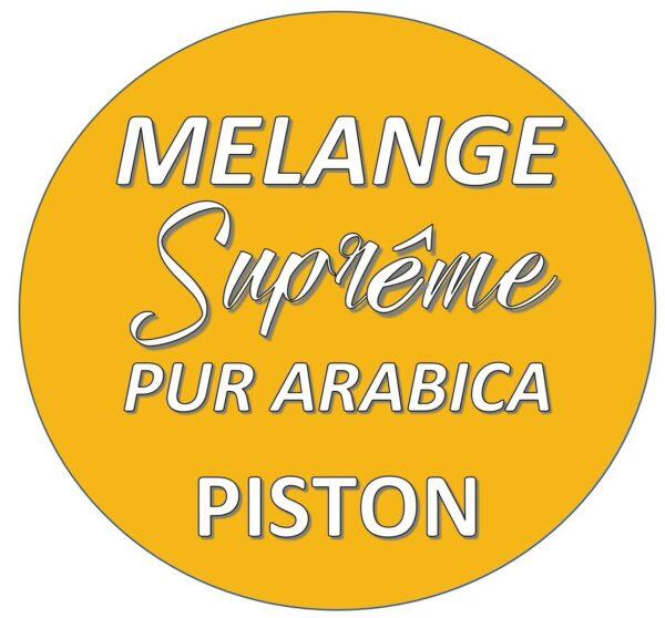 Logo Suprême Piston