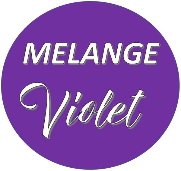 Logo Café Mélange Violet