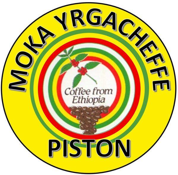 Logo Moka YRGACHEFFE PISTON