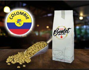 Colombie Non Torréfié 500g
