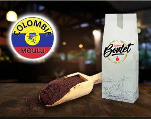 Colombie Moulu