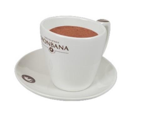 Tasse Chocolat chaud Monbana