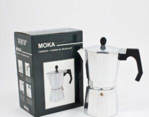 Cafetière italienne MOKA ALU 3 tasses
