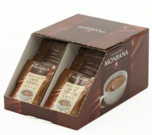 Dosettes chocolat en poudre lacté 4 étoiles par 50