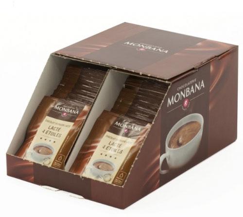 Dosettes chocolat en poudre par 50