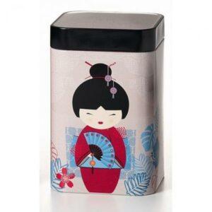 Boite Little Geisha – Rose pale