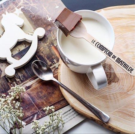 hot chocolat - chocolat au lait