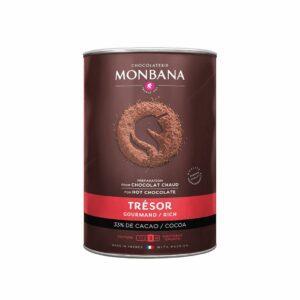 Boite Chocolat trésor en poudre 1Kg