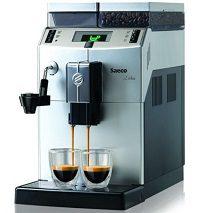 Saeco Lirika Plus Silver (option cappuccino)