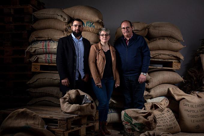Famille cafés Didier Boulet