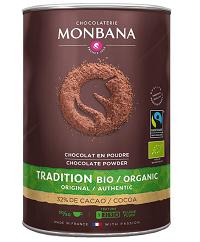 Chocolat Bio Monbana 1 kg