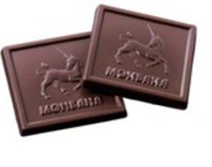 carton de 200 carrés de chocolat au lait
