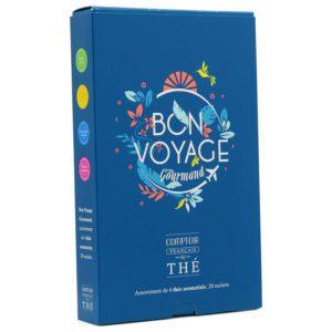 Coffret Bon Voyage de Thés