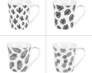 Coffret de 4 mugs Costa Rica 35 cl