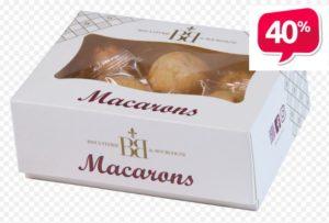 Macarons à l'ancienne 120g
