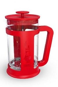 Cafetière à piston Bialetti Rouge 1 litre