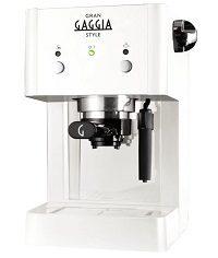 GRANGAGGIA STYLE white+ 1 paquet de café 250g offert