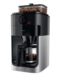 Cafetière filtre avec broyeur Philips HD7767/00 + 1 paquet de café offert