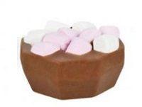 Galet chocolat chaud au lait guimauves 30g