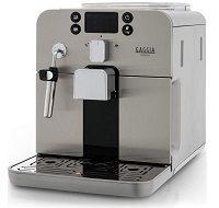 BRERA SILVER + 2 paquets de cafés 250g grains offert