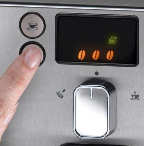 brera silver machine à café