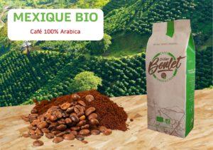 café du mexique bio 100% Arabica