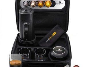 Malette avec machine Handpresso Auto Capsule